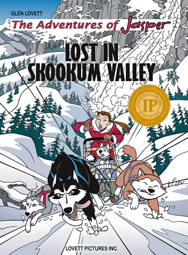 Lost in Skookum Valley cover