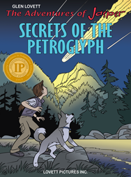 Secrets of the Petroglyph cover